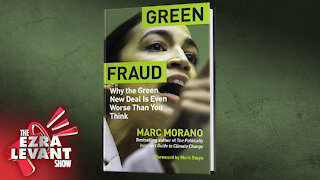 First comes COVID lockdowns, then comes climate lockdowns   Marc Morano with Ezra Levant