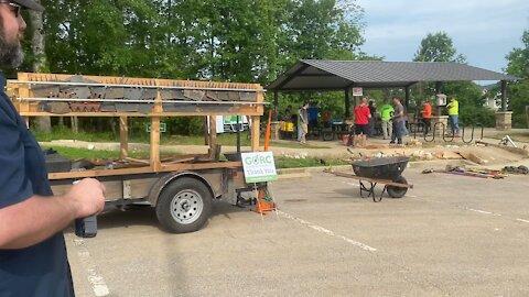 Trail Build: Eureka Mountain Bike Park