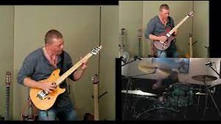 MISSION IMPOSSIBLE Rock Guitar