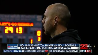 Local boys soccer central playoffs open up on Tuesday night
