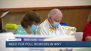 State and county board of elections offices looking for poll workers
