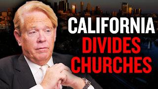 California Churches Clash With State Shutdown Orders | Phil Hotsenpillar