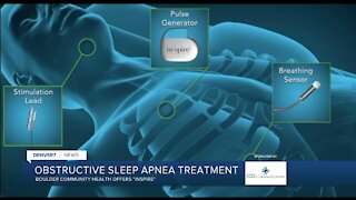 Boulder Community Health / Sleep Apnea