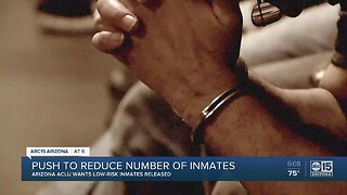 Advocates push to release low level inmates from county jails