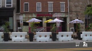 Young lifts ban on indoor dining at Baltimore City restaurants