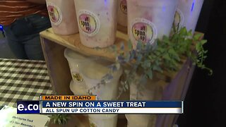 Made in Idaho: All Spun Up puts new spin on cotton candy