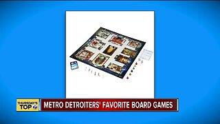 Metro Detroiter's favorite board games