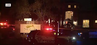 Las Vegas police investigate deadly shooting in SW valley