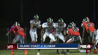 Island Coast Gators vs. Dunbar Tigers