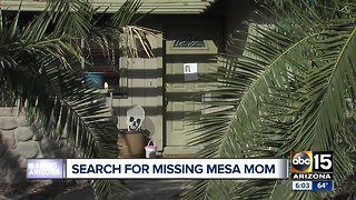 Mesa police looking for missing pregnant woman