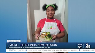 Laurel teen finds new passion