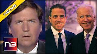 Tucker Carlson Reveals the Sad Truth about Hunter Biden