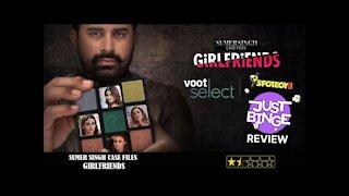 Sumer Singh Case Files: Girlfriends REVIEW   Rannvijay Singha   Just Binge Reviews   SpotboyE