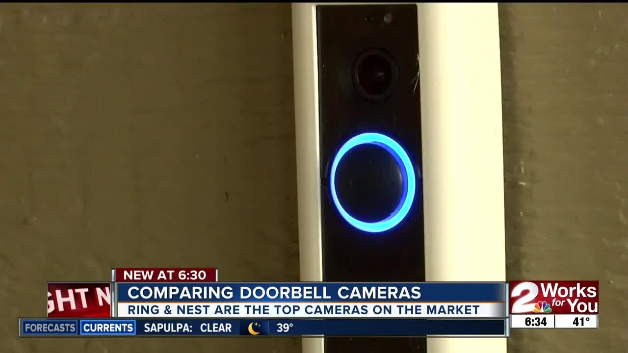 Comparing Doorbell Cameras