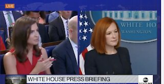 CNN Reporter Uses WH Press Briefing To Blame Trump For Cuba Protests