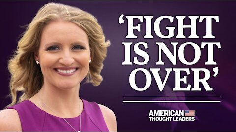 Epoch Times: Jenna Ellis to the American People: 'Take Heart, This Is Not Over Yet'
