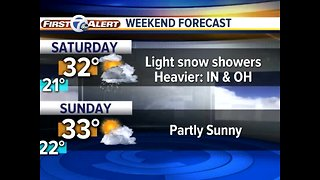 Metro Detroit forecast: Chance of snow for metro Detroit this weekend