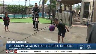 Tucson mom speaks out on school closures