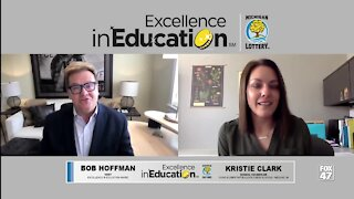 Excellence In Education - Kristie Clark - 4/21/21