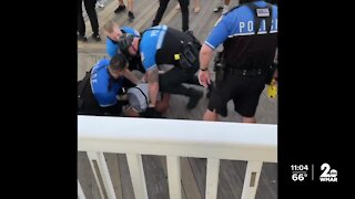 Video showing police using force in Ocean City sparks outrage and concern among parents