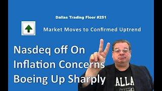 Dallas Trading Floor LIVE - March 13, 2021