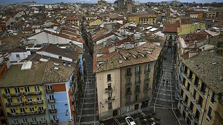 Spain's Reopening Parts Of Its Economy As COVID-19 Case Rate Hits Low