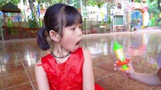 Funny Video for children Vidéo drôle pour les enfants