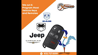 2018-2020 Jeep Fob Battery Replacement