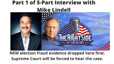 Part 1 of Doug's 5-Part Interview with Mike Lindell