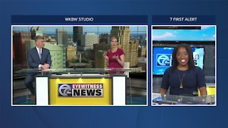 7 First Alert Forecast 5 p.m. Update, Tuesday, June 2