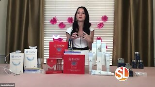 Event and Lifestyle Expert Jamie O'Donnell has a variety of ways to whiten your smile