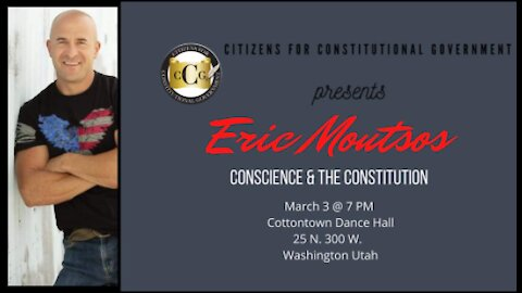 Eric Moutsos - Conscience & the Constitution
