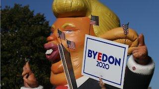 As Biden Named President-Elect, Trump Plays Golf