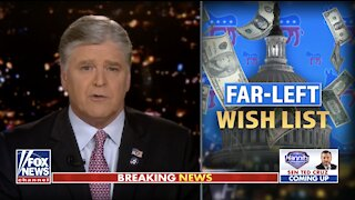 Hannity: COVID bill a 'bailout' to states who backed Dems in 2020