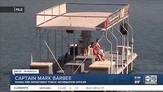 Peoria Fire Captain discusses safety for holiday weekend