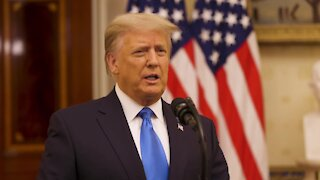 President Donald J Trump Message To United State America Patriots
