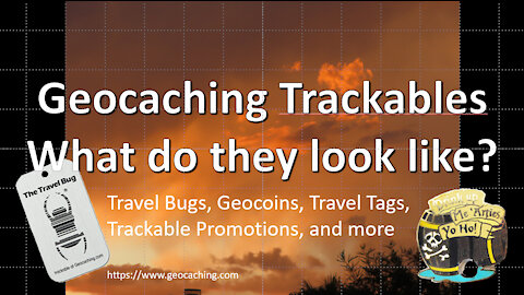 Geocaching Trackables - What do they look like?