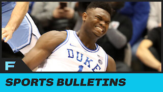 """Zion Williamson Is """"In A Race With His Own Body"""" According To Sports Health Experts"""