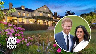 Prince Harry and Meghan Markle's neighbor for $22M