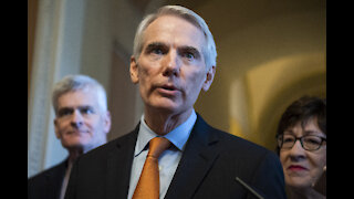 Sen. Portman: Bipartisan group of senators reached an infrastructure deal - Just the News Now