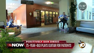 Positively San Diego: Guitar healing