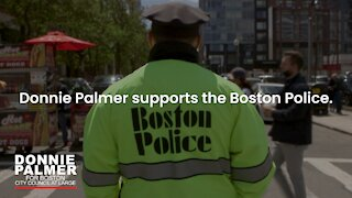 Donnie Palmer Public Safety Commercial