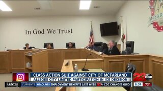 Class action lawsuit against City of McFarland