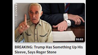 BREAKING: Trump Has Something Up His Sleeve, -Says Roger Stone