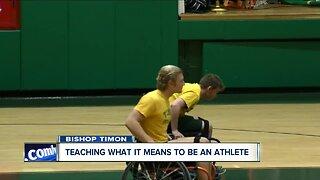 Teaching what it means to be an athlete