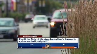 Gov. Whitmer supports driver's licenses for undocumented immigrants