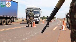 Operação Ágata 2021 - o Exército Brasileiro na Fronteira