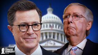 Electoral Jokes: McConnell & Colbert