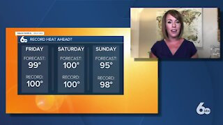 Rachel Garceau's Idaho News 6 forecast 9/3/20