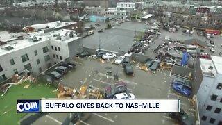 Western New York gives back to Nashville